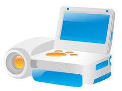 惠普Officejet Pro 8600多功能一�w�C