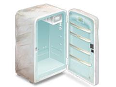 西�T子KK25F1840W冰箱