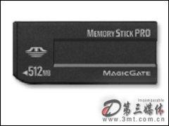 索尼Memory Stick Pro(512MB)�W存卡