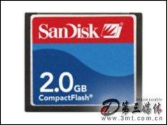SanDisk CF卡(2GB)�W存卡