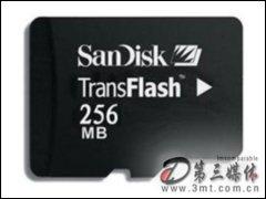 SanDisk TF卡(256MB)�W存卡