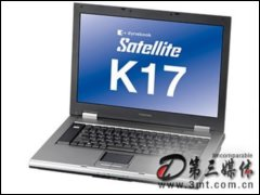 东芝Satellite K17(Celeron-M 440/512MB/60GB)笔记本