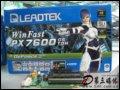 [大图3]丽台PX7600GS TDH HDMI显卡