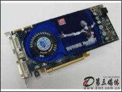 蓝宝石Radeon X1950GT黄金版 256M显卡