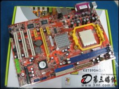 富士康K8T890M2AA-RS2H主板