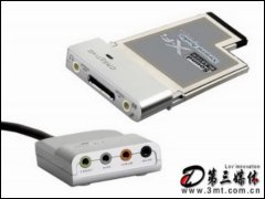 ��新Sound Blaster X-Fi Xtreme Audio Notebook�卡