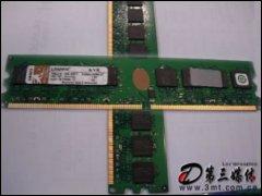 金士�D1GB DDR2 667(�_式�C)�却�