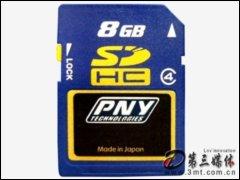 PNY 8GB SDHC Class4�W存卡