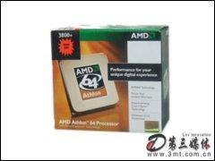 AMD速��64 3800+ AM2(盒) CPU