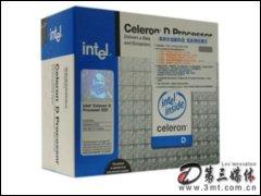 英特����PD 325(盒) CPU