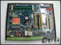 [大图2]杰微JW650iSAT海外版主板