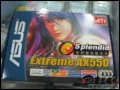 �A�T(ASUS) Extreme AX550/TD(128M) �@卡