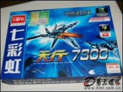 七彩虹天行7300GT-GD3 CF�S金版256M�@卡