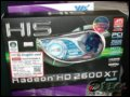 HIS Radeon HD 2600 XT(256M) �@卡