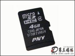 PNY TF4GB(MicroSD 4GB)�W存卡