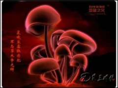 地�z之火蘑菇云系列鼠��|
