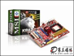 微星K9A2 CF主板