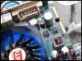 �{��石(SAPPHIRE) HD 2600XT DDR4至尊版2代�@卡 上一��