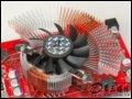 [大图8]双敏无极HD3850玩家战斗版 512M显卡