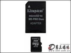 金士�D1G microSD卡+MS Pro Duo*�m配器套�b�W存卡