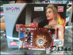 斯巴�_克HD 2600PRO DDR3�@卡