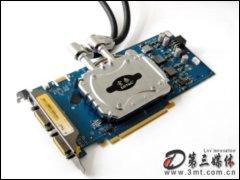 索泰GeForce 9600GT(512M) 冰�z士�@卡