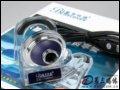 [大图6]蓝色妖姬T968PRO水晶狮王摄像头