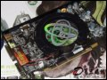 [大图8]讯景8600GT黑金版(PV-T84J-UAD)显卡