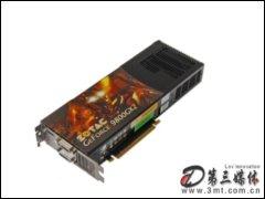 索泰N9800GX2-1024D3(1024M)�@卡