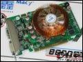 铭鑫 视界风8600GTU-512D2TC天下版 显卡