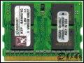 金士顿 1GB DDR2 667迷你条(笔记本) 内存
