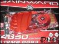 耕�N HD4850 显卡