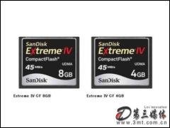 SanDisk Extreme IV CF卡(8G)�W存卡