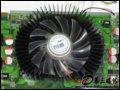 [大图5]铭鑫视界风9600GTD-256D3双子同心版显卡
