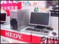 七喜 欣怡V3300A(AMD 双核速龙X2 3800+/1G/250G) 电脑