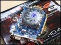 [大图1]蓝宝石HD4670黄金版(256M)显卡