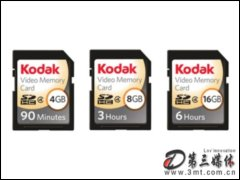 雷克沙Kodak Video Memory Card(4G)�W存卡