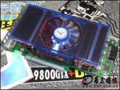 �鑫�界�L9800GTX+ D1024D3狂�j版�@卡