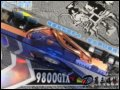 [大�D3]�鑫�界�L9800GTX+ D1024D3狂�j版�@卡