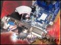 [大图4]蓝宝石HD4350 256M 白金版显卡