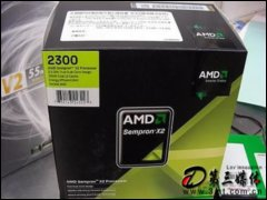 AMD�W�� 2300 CPU
