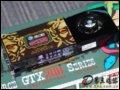 影驰 GTX260+公版 显卡