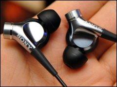 索尼MDR-NC300D耳�C(耳��)