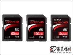 SanDisk Video HD(4G)�W存卡