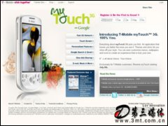 htc myTouch 3G手�C
