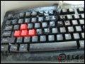 [大图2]达尔优劲舞套装加强版键盘