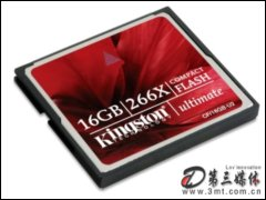 金士�DCompact Flash Ultimate16GB 266X增��版�W存卡