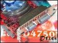 [大�D5]�鑫�D能��HD4750N-1GBD5HM�D霆版�@卡