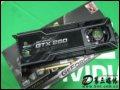 [大图1]讯景GTX260(GX-260X-AHB)黑卡显卡