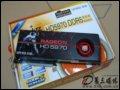 双敏 无极HD5970 DDR5黄金版 显卡